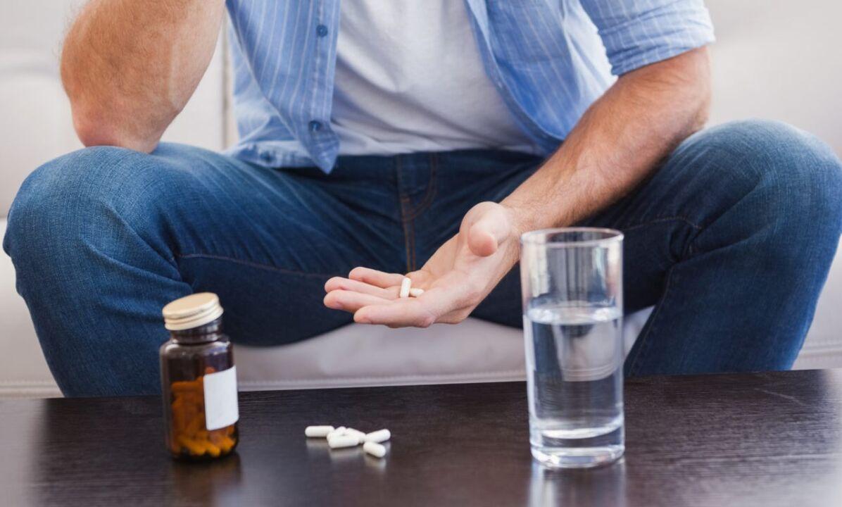 A prostatitis ásványvizek kezelése és